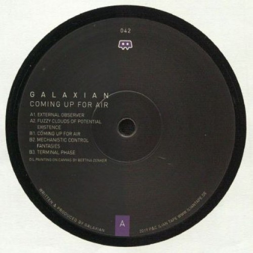 """Galaxian - """"Coming Up For Air"""""""