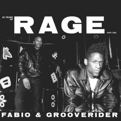 """Fabio & Grooverider - """"30 Years Of Rage Part 1 (limited Clear V"""""""