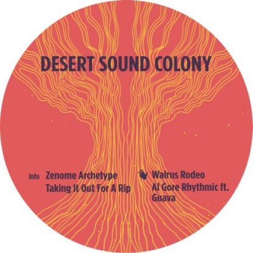 "Desert Sound Colony — ""Zenome Archetype"""