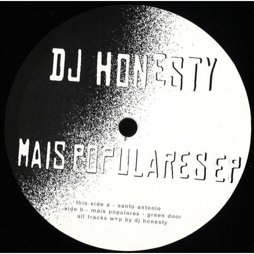 "DJ Honesty — ""Mais Populares"""
