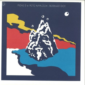 """Move D & Pete Namlook — """"Reissued 1"""""""
