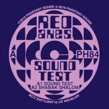 """Red Axes - """"Sound Test"""""""
