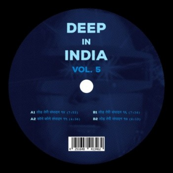 "Todh Teri - ""Deep In India Vol.5 (limited,vinyl Only)"""