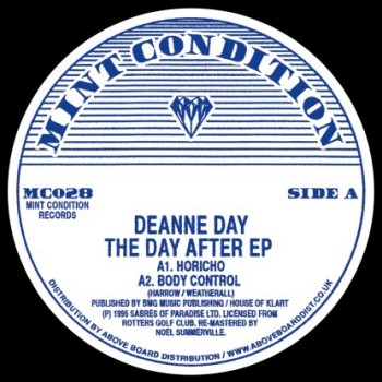 "Deanne Day (Andrew Weatherall) - ""The Day After Ep"""