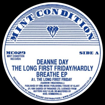 "Deanne Day (Andrew Weatherall) - ""The Long First Friday"""