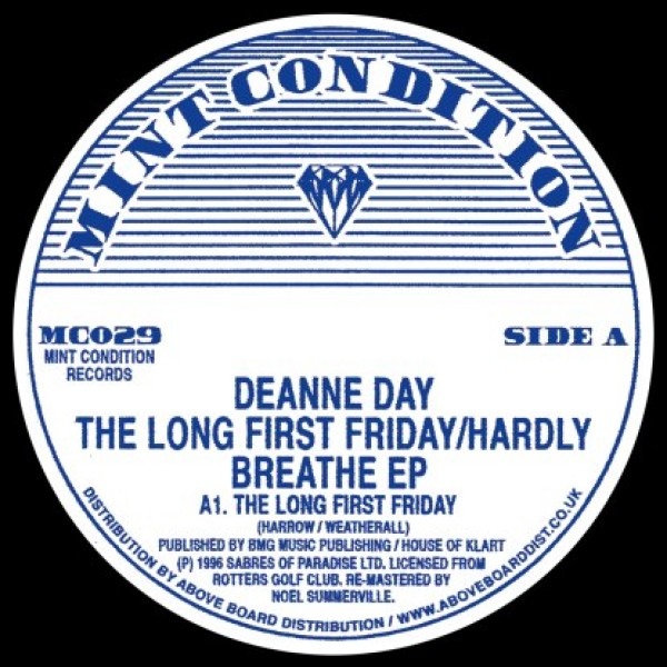 """Deanne Day (Andrew Weatherall) - """"The Long First Friday"""""""
