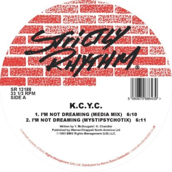 "K.c.y.c. - ""I'm Not Dreaming/ Side By Side"""