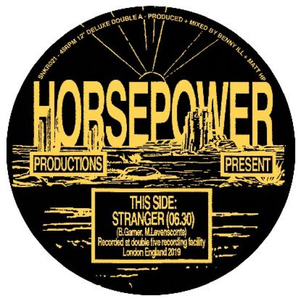 "Horsepower Productions - ""Stranger/ Tp"""