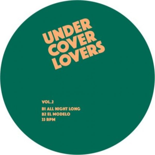 "Undercover Lovers (psychemagik) - ""Undercover Lovers Vol.2"""