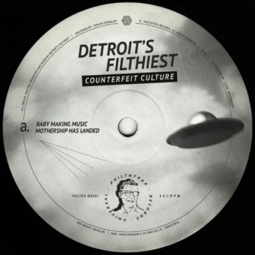 "Detroit's Filthiest - ""Counterfeit Culture"""