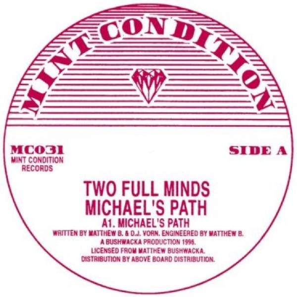 "Two Full Minds - ""Michael's Path"""