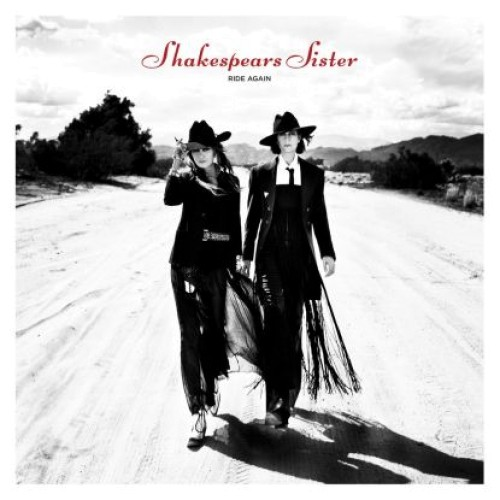 "Shakespears Sister - ""Ride Again Ep (white Vinyl, Gf, Printed"""