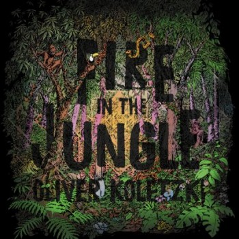 "Oliver Koletzki - ""Fire In The Jungle (lp + 16 Track Downlo"""