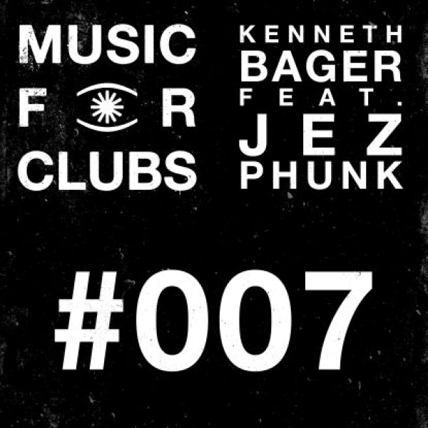 """Kenneth Bager Feat. Jez Phunk - """"Drums Of Steel"""""""