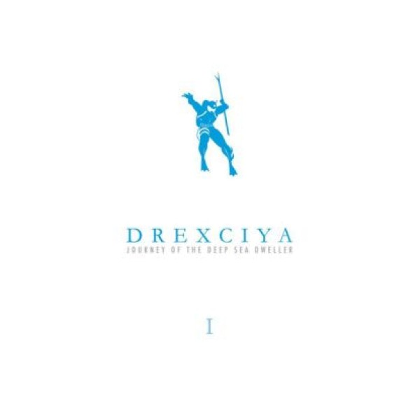 "Drexciya - ""Journey Of The Deep Sea Dweller 1"""