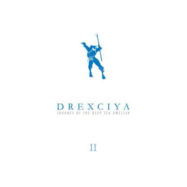 "Drexciya - ""Journey Of The Deep Sea Dweller 2"""
