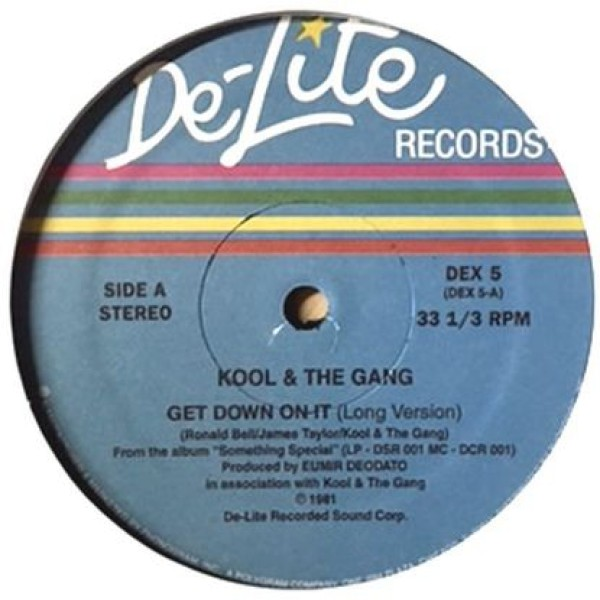 """Kool & The Gang - """"Summer Madness/ Get Down On It"""""""